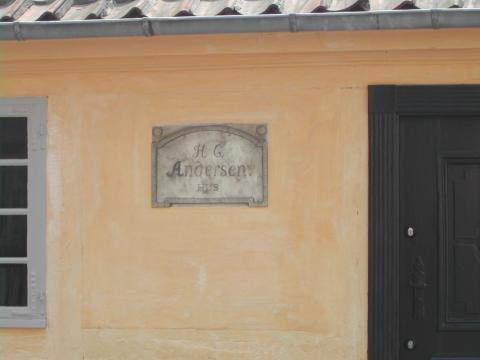 Huis van H.C. Andersen