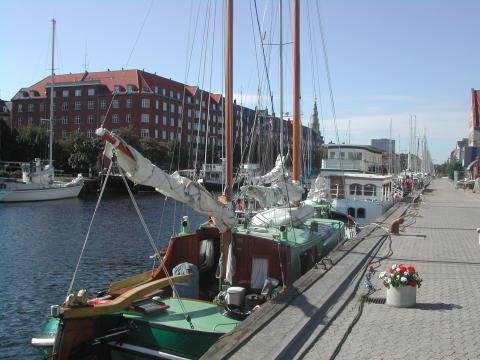 Odrecht in Kopenhagen