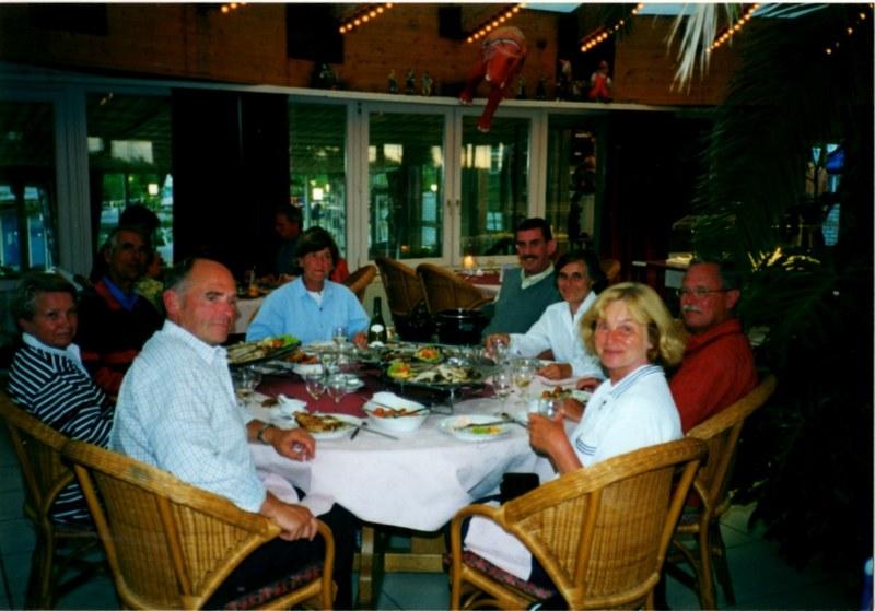 Diner in Makkum