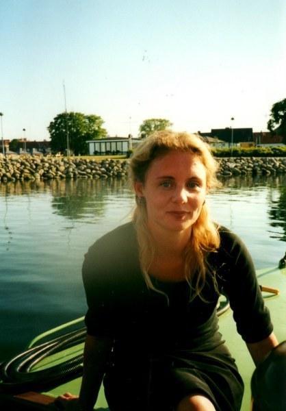 Ingrid in Simrishamn