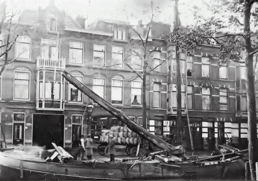 Odrecht ex Nieuwe Zorg 1923