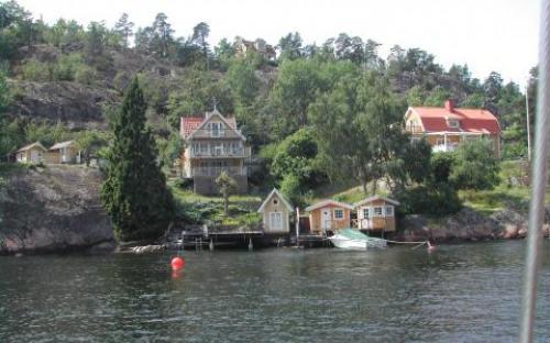 Odrecht Zweden 2003